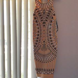 Bebe Sequined Dress
